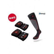 Heat sock 1.0 + lithium pack 1200 LENZ