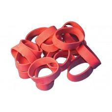 Brake Retainer Rubber-Ring flat  LG Sport