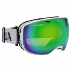 Очила АLPINA BIG HORN white MM green sph