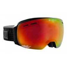 Очила АLPINA GRANBY black matt QV MM red sph