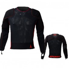 ATOMIC PROTECTION  RACE SHIRT RS blk/red