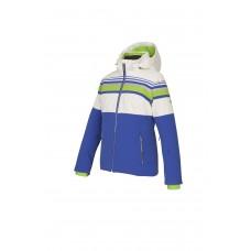 Ladie's Ski Jacket  DESCENTE blue/green