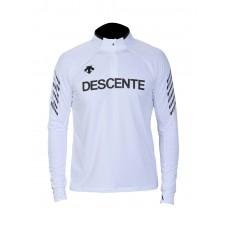 Men's T-neck Shirt Duncan Descente white