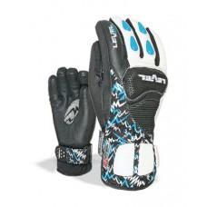 Gloves Level SQ JR CF royal