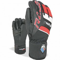 Gloves Level Race Jr red