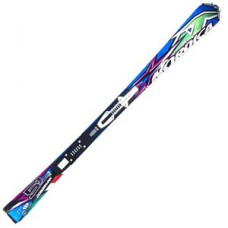 SKI NORDICA DOBERMAN SLJ PLATE BLUE/LIME