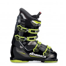 Ski Boots Nordica CRUISE 80 black lime