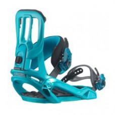 BINDINGS FOR SNOWBOARD SALOMON RHYTHM blue