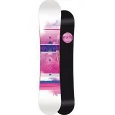 Snowboard Salomon Lotus pink