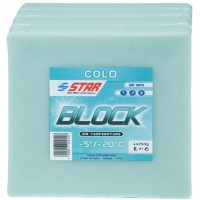 Студена ски вакса Star wax Block