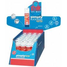 Универсален спрей вакса на кутия - дисплей