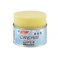 Ski Wax CREAM FLUORO Star wax