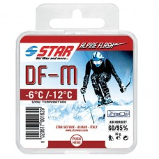 Ski wax Star wax DF-M FluoroCarbon Solids- Dice