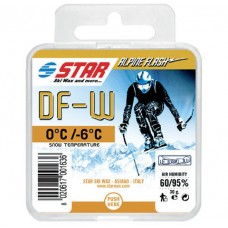Състезателна ски вакса Star wax  DF-W FluoroCarbon Solids - Dice  DF-W