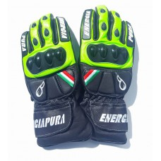 Gloves Energiapura GS BICOLOR green/black