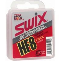 Вакса за ски SWIX  HF008-4 HF8 RED +1º/-4º 40 гр